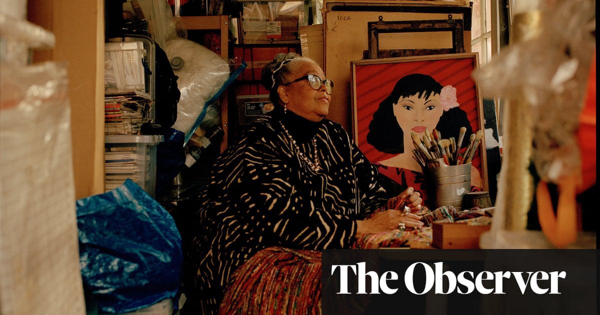 Rita Keegan: the return of black British art's forgotten pioneer