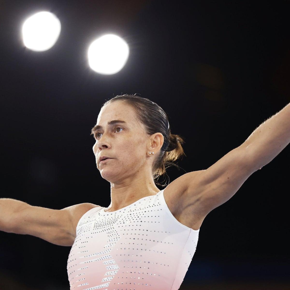 Uzbek legend Oksana Chusovitina set for one final attempt at Olympic glory    Tokyo Olympic Games 2020   The Guardian