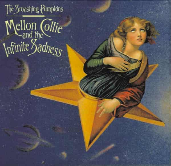 Mellon Collie And The Infinite Sadness by Smashing Pumpkins record cover