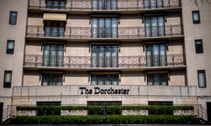 Companies abandon Brunei's Dorchester hotel over gay sex law | World