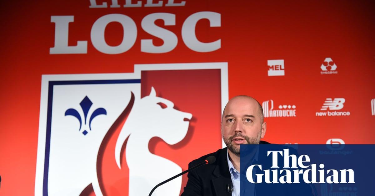 Lille are still top of Ligue 1 despite boardroom chaos