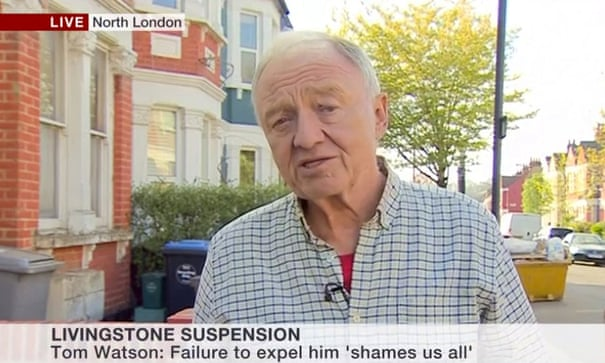 Livingstone unrepentant as Corbyn says he could face further