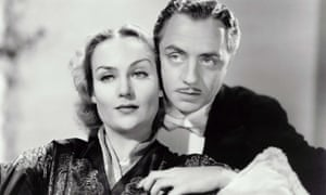Carole Lombard, with  William Powell, in My Man Godfrey