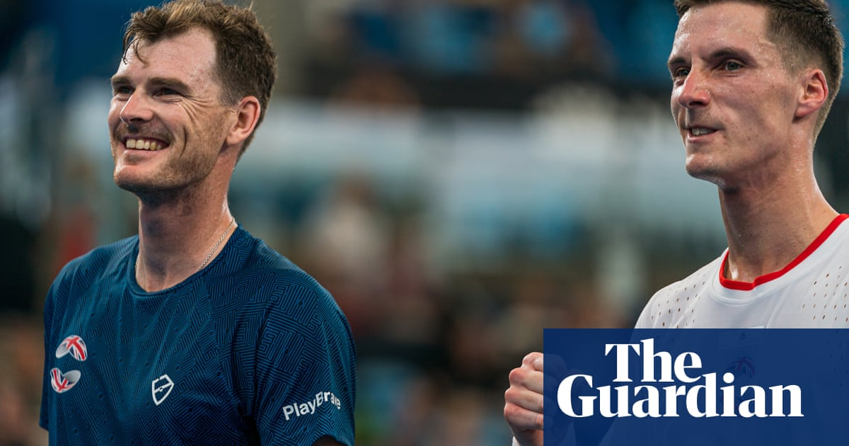 Great Britain defy odds to set up ATP quarter-final with hosts Australia