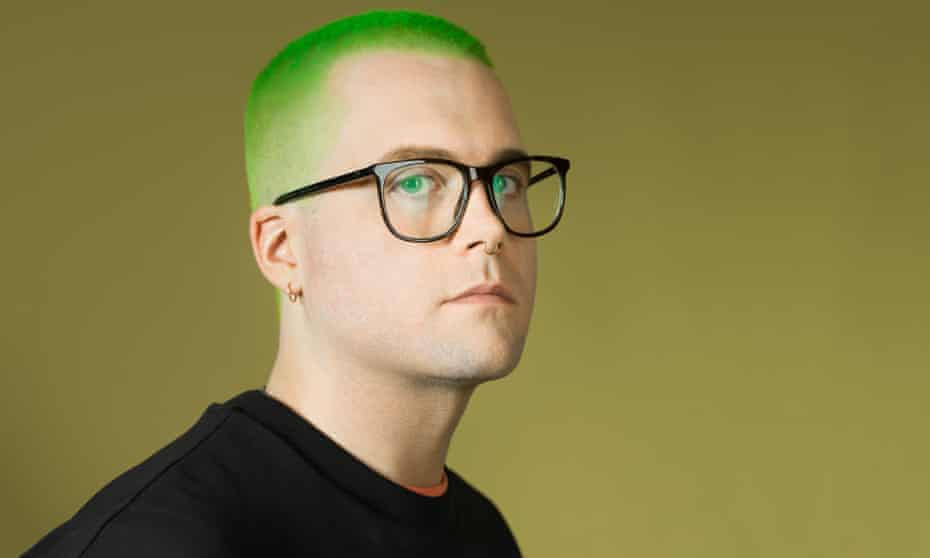 Christopher Wylie, the Canadian data consultant who blew the whistle on the Cambridge Analytica scandal.