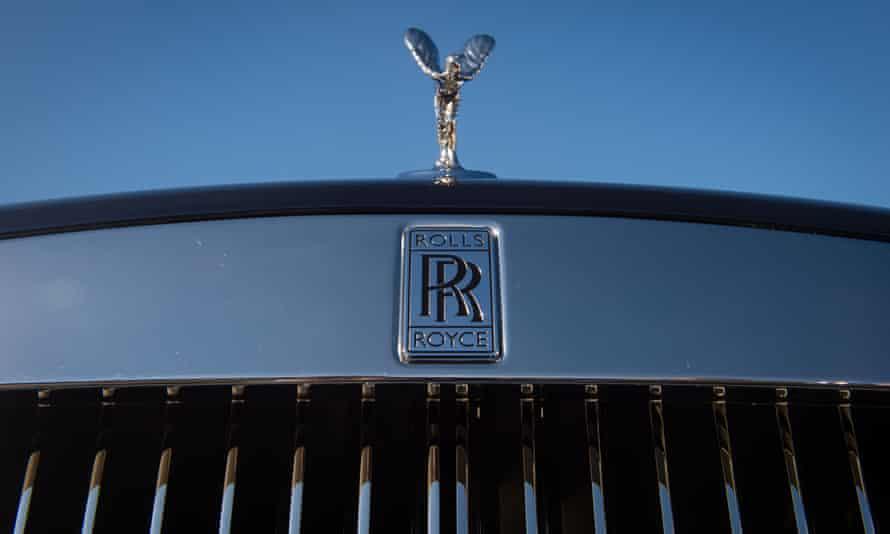 Rolls-Royce car