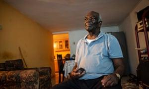 Ivan Anglin, 82, in Mandeville, Jamaica