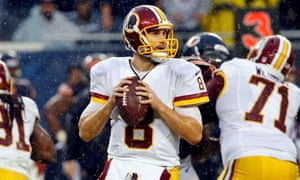 Kirk Cousins may be remembered for what he did off the field rather than his exploits on it