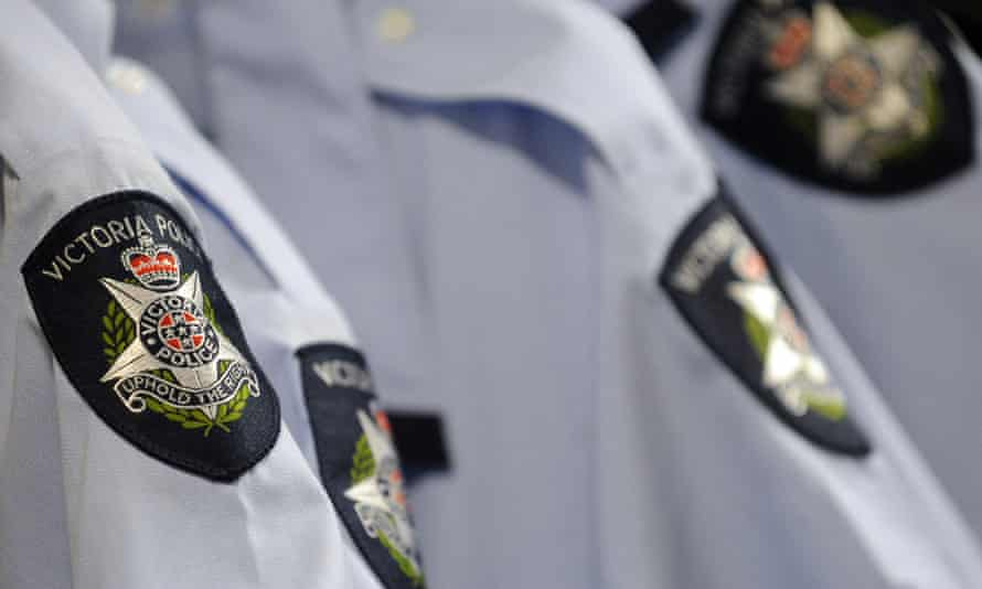 Generic image of Victoria Police shirts