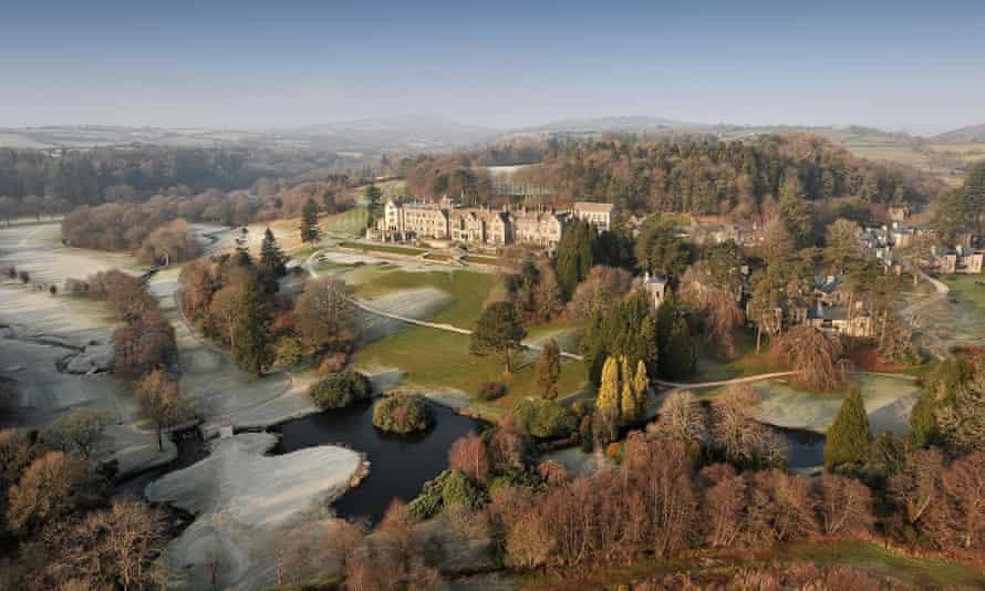 Winter retreat: Bovey Castle Hotel and Spa, Dartmoor, Devon
