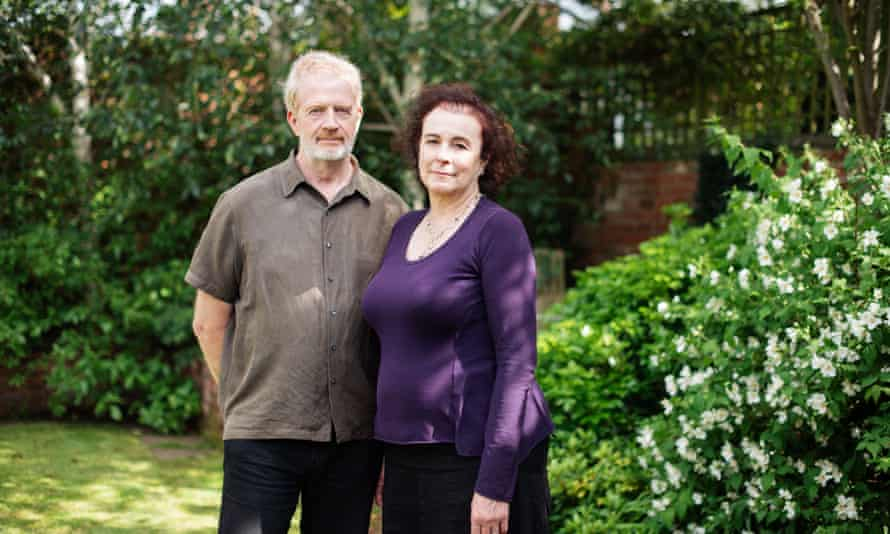 Liz and Charles Ritchie