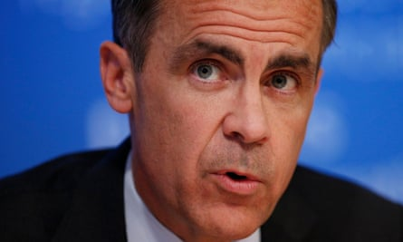Mark Carney said: 'Once climate change becomes a defining issue for financial stability, it may already be too late.' He proposes that firms 'would disclose not only what they are emitting today, but how they plan their transition to the net-zero world of the future'.