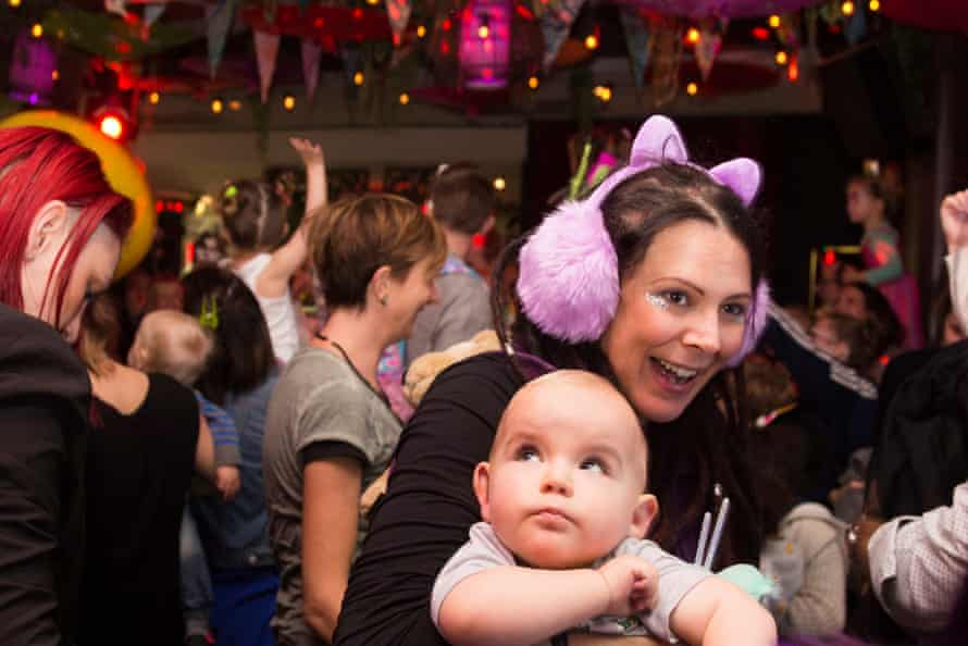 Scenes from Big Fish Little Fish, a family friendly rave that took place in Melbourne on June 4 2017