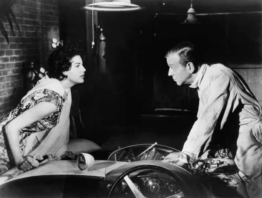 Ava Gardner and Fred Astaire