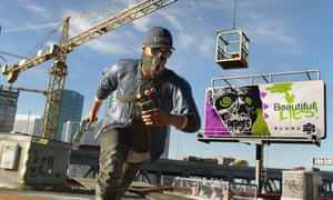 Watch Dogs 2 – to live and hack in San Francisco