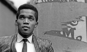 Prince Buster in 1964 – the famed singer started out in doo-wop group the Charmers.
