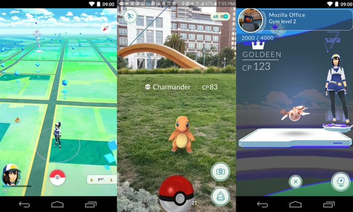 There's a Rattata in my bathroom': how Pokémon Go can take