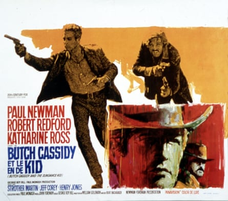 """""""Boy, for a gunman, you sure are a pessimist."""" Butch Cassidy and the Sundance Kid."""
