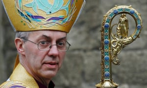 Archbishop of Canterbury Justin Welby.