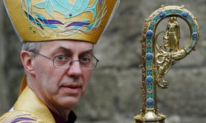 'Come on bishops, be bold. Promote some real Christian principles.'