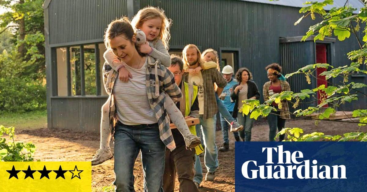 Herself review – Irish abuse drama turns into home-build heartwarmer
