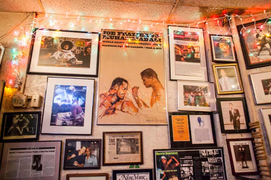 Jimmy's Corner, 2016, New York, NY