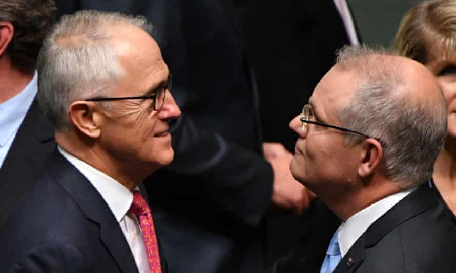 'It doesn't help that Morrison's own argument for the actual costed tax cuts contained in the budget doesn't make much economic sense'