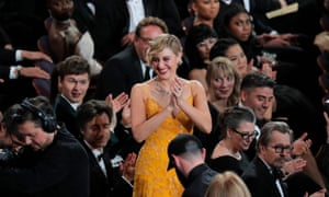 At the Oscars Greta Gerwig became only the fifth woman to be nominated for best director.