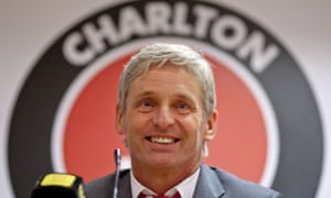 José Riga fitted in a short spell at Blackpool before rejoining Charlton.