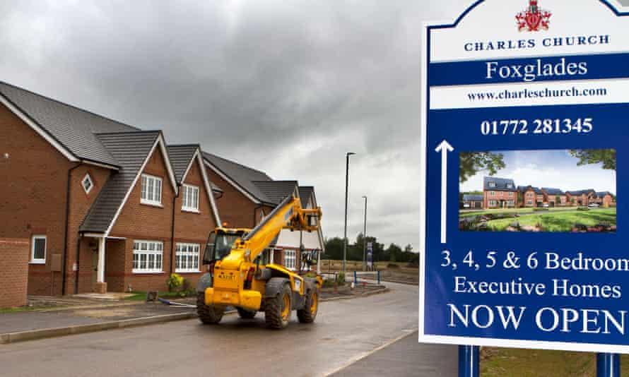 Charles Church homes for sale in Buckshaw Village, Chorley, Lancashire