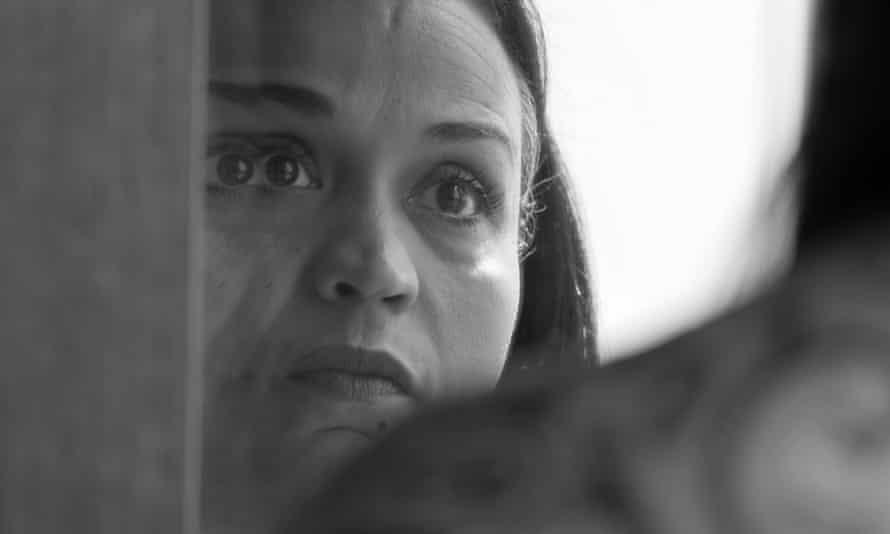 Compelling ... Sibil Fox Richardson in Garrett Bradley's documentary Time.