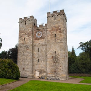 Preston Tower, Chathill, Northumberland