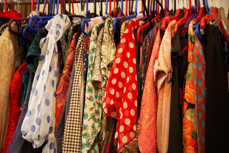 Keep an open mind with second-hand clothes