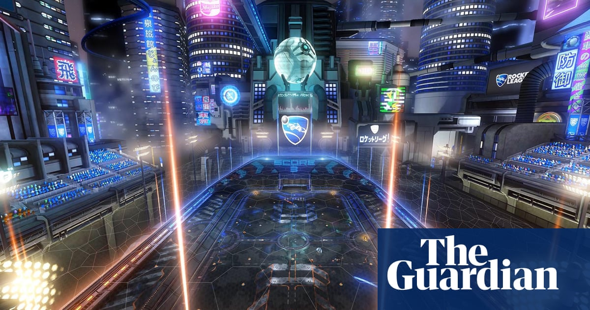 Rocket League: how the game's overnight success was a decade in the