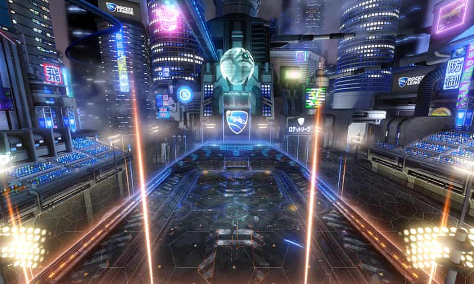 Rocket League merges football and vehicular combat into one irresistible online gaming experience