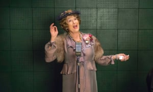 From worst to best? ... Meryl Streep in Florence Foster Jenkins.