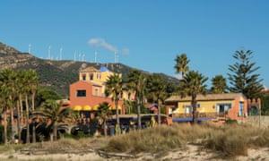 Hotel Dos Mares at the Playa de los Lances