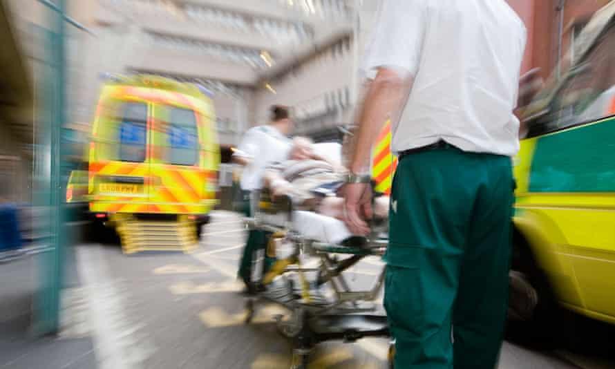 uk ambulance service