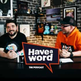Have a Word Poster/logo image