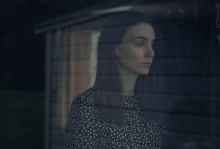 Rooney Mara in the exploratory A Ghost Story