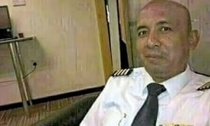 Zaharie Ahmad Shah, the captain of MH370, which went missing in 2014.