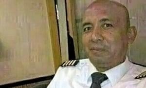 MH370's captain, Zaharie Ahmad Shah