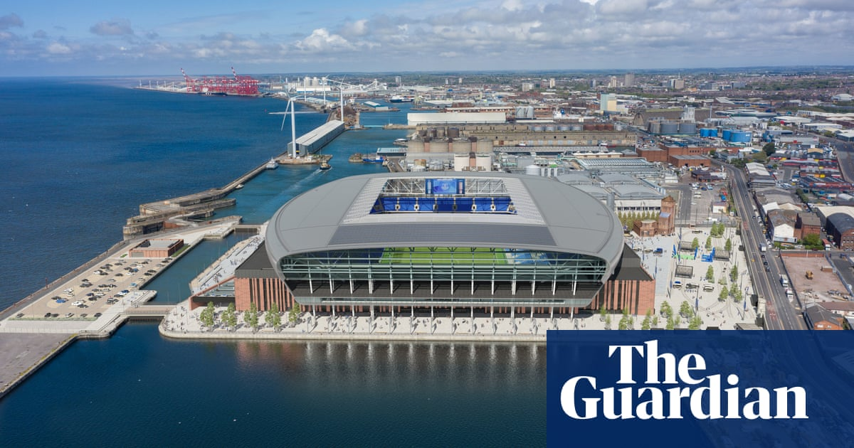 Historic England under fire over new Everton stadium objections