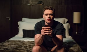Richard Madden as the titular bodyguard in Jed Mercurio's new BBC thriller.