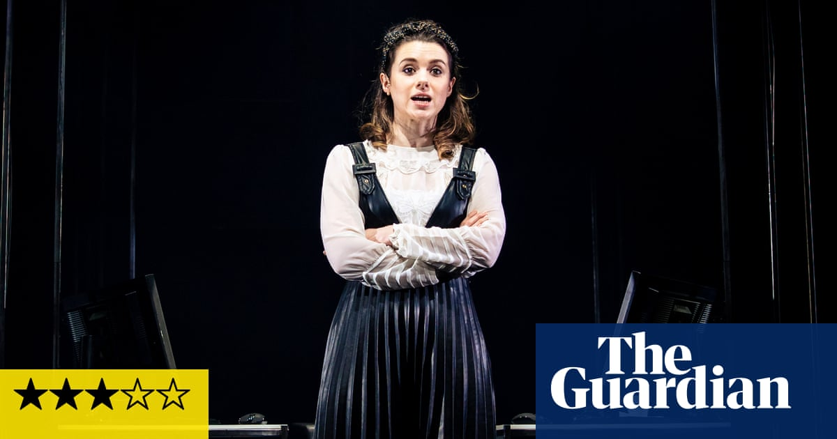 A Russian Doll review – from St Petersburg with hate