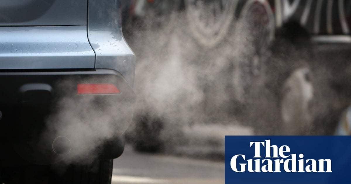 Small increases in air pollution linked to rise in depression, finds study