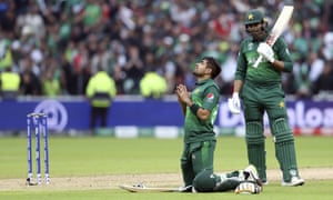 pakistan beat new zealand by six wickets cricket world cup 2019 as it happened