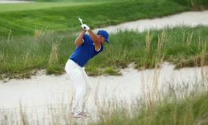 Brooks Koepka: force of nature.