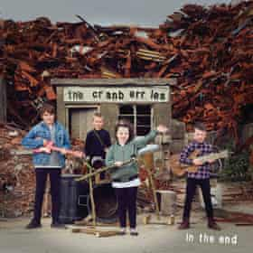 The Cranberries: In the End album artwork