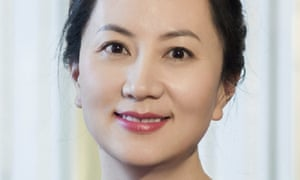 huawei chief financial officer Meng Wanzhou